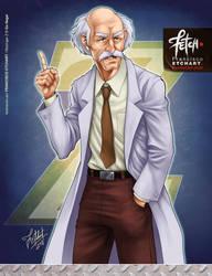 6/34 Dr Juzo Kabuto by FranciscoETCHART