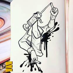 Muddy Waters by AgentBlackBlood