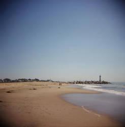 holga beach 3 by MissWicked