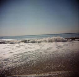 holga beach 5- best shot by MissWicked