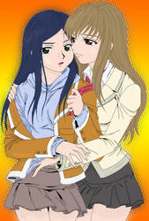 May I hold you? by RingoTsubaree