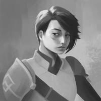 General Amaya by yainedraws
