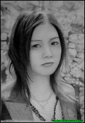 Yui Yoshioka by michaelrio