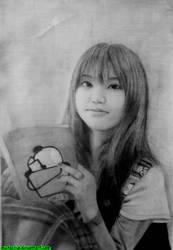 Kiyoe Yoshioka by michaelrio