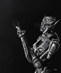 Smoke by Akyuatron