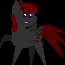 Ombra Swift pointi pony by Rainbow-Skywalker