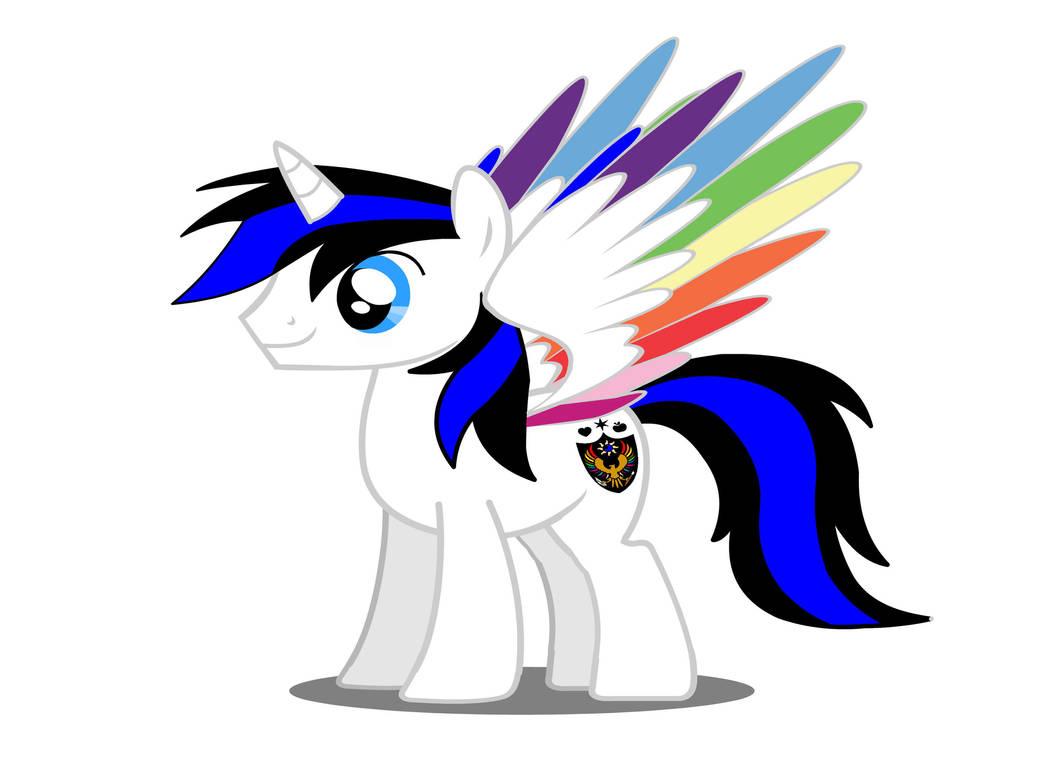 Rainbow Shield by Rainbow-Skywalker