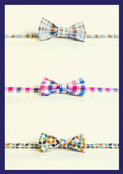 Hand Made Bow Ties by nathan7321