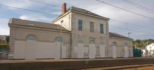la gare de Mauve sur Loire by Jules171