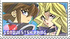 YGO: Conquestshipping by Vulpixi-Stamps