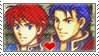 FE7: Hector x Eliwood by Vulpixi-Stamps