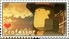 Layton: Hershel Layton - Professor by Vulpixi-Stamps