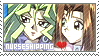 YGO: Nurseshipping by Vulpixi-Stamps