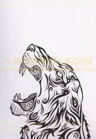 Tiger Tattoo by Rianne2k8