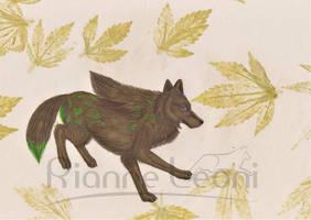 Leaf Empress by Rianne2k8