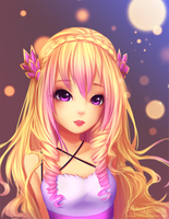 C: Kiana by Hyanna-Natsu