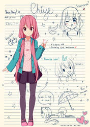 Hey it's Chiye! by Hyanna-Natsu