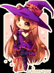 Tiger Witch! by Hyanna-Natsu