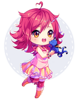 [+Video] Commission - Berry happy! by Hyanna-Natsu