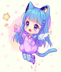 [+Video] Commission - To The Stars! by Hyanna-Natsu