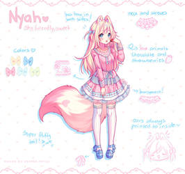 [+Video] Commission - Nyah Design by Hyanna-Natsu