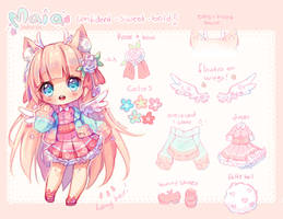 [+Video] Commission - Fluffy and Flowers by Hyanna-Natsu