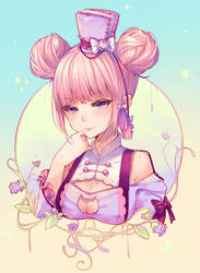[+Video] Commission - Toxic Smile by Hyanna-Natsu
