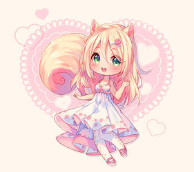 [+Video] Commission - Strawberry Roll by Hyanna-Natsu
