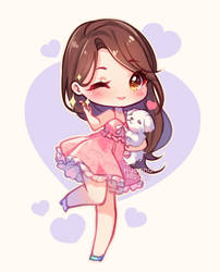 [+Video] Commission - Beauty Love by Hyanna-Natsu