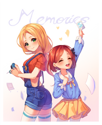 [+Video] Commission - Memories by Hyanna-Natsu