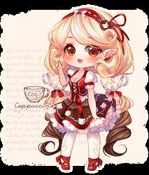 [+Video] Fairy Vial - Cappuccino by Hyanna-Natsu