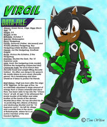 New character: Virgil T.H. by tbone111