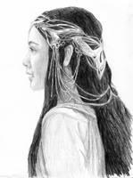 Arwen by TalentedTiger