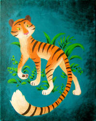 Jungle Jungle by bilautaa