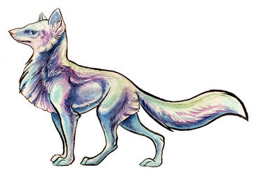 Furry Whimsy by bilautaa