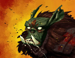 Goblin by brandondayton