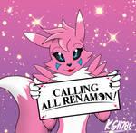 Reyna Calling All Renamon! by KGH786