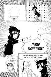 Naruto Doujinshi: VS - P.18 by seabird