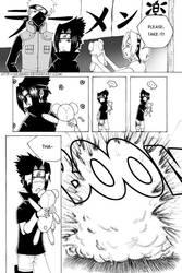 Naruto Doujinshi: VS - P.20 by seabird