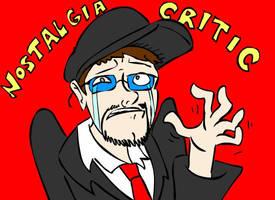 Nostalgia Critic Tribute by AniMerrill