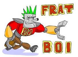 Frat-Boi Concept by AniMerrill