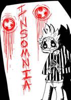 Insomnia by AniMerrill