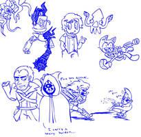 Doodledump by AniMerrill