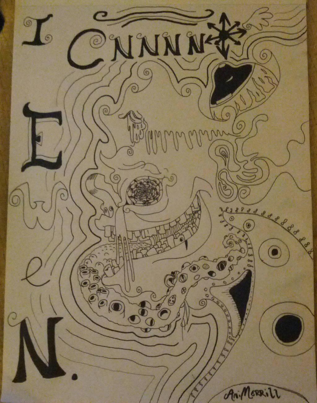 I CNNNNT EWEN by AniMerrill