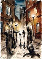 salesman shadow by dante-mk
