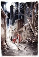 Red Riding Hood by dante-mk