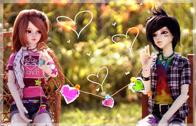 Love Like Summer by RodianAngel