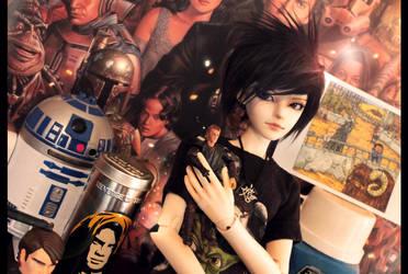 Rodya Loves Star Wars by RodianAngel