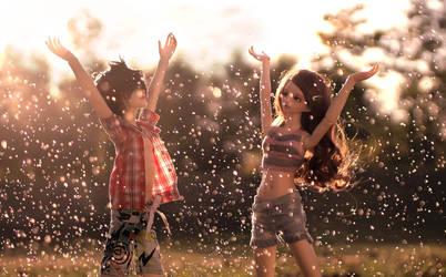 Goodbye, Summer by RodianAngel