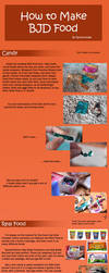 How to Make BJD Food by RodianAngel